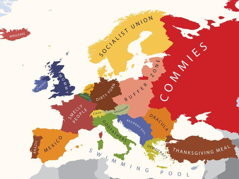 EuroAMericamap