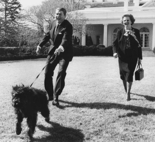 Thatcher-at-the-Reagan-White-House-in-1985